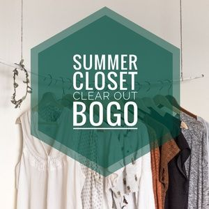 BOGO All Items Eligible 🌞